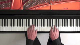 Unknotting Bach Goldberg Variations - Var.14