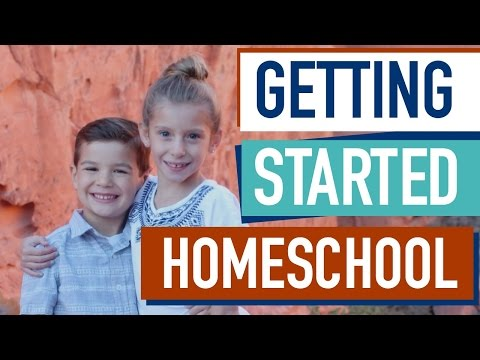 How To Homeschool — 5 Homeschooling Tips For Getting Started