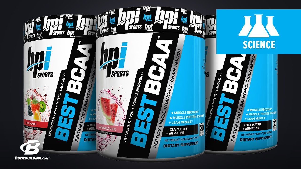 Bpi Sports Best Bcaa Science Based Overview