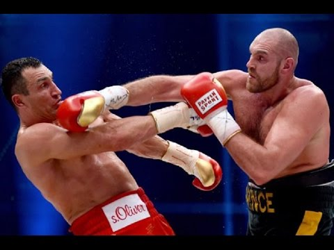 Tyson Fury Gets Knocked Out