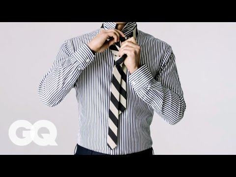 How to Tie the Perfect Tie – How To Do It Better | Style