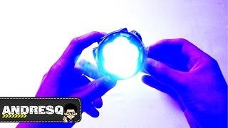 Como hacer una Linterna de Luz Negra || Andres.18