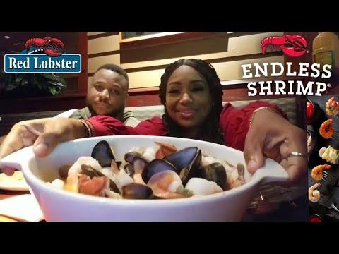 Red Lobster Endless Shrimp and Lobster Bar Harbor bake