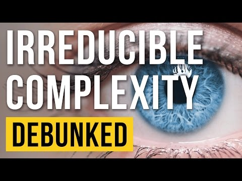 Argument From Irreducible Complexity - Debunked (Michael Behe Refuted)
