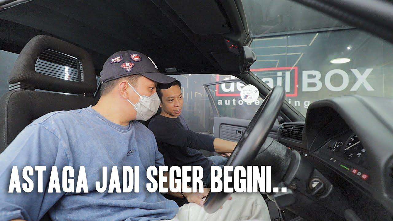 Ambil Mobil, Potong Rambut, Makan Padang