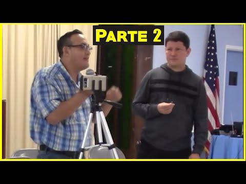 """2da parte: Padre Luis Toro y """"Evangelista"""" regalado"""