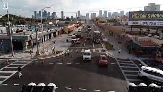Miami's Flagler Street rebuilding is done