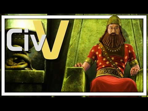 Ain't Nobody Got Time for That - 5 Hour Civ V Stream - Deity Difficulty