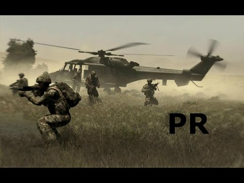 Британский Спецназ Обороняет Мост! Project Reality v1.3 BF 2 Военный Симулятор на ПК