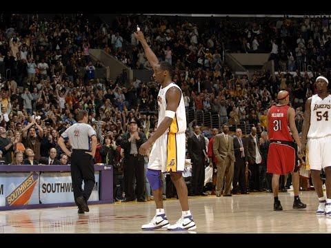 Kobe Bryant 81 points vs Raptors  (Full Highlights) (01/22/06) AMAZING!