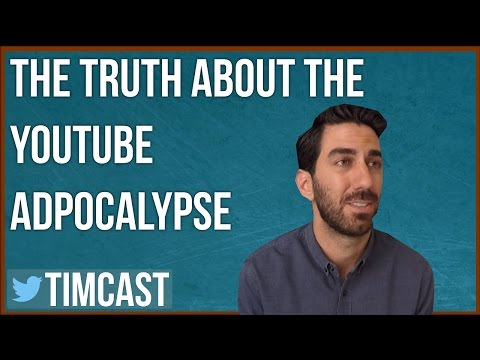 THE TRUTH ABOUT YOUTUBE ADPOCALYPSE WITH CEO OF FULLSCREEN
