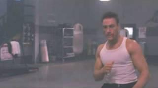 Van Damme - The Hard Corps fight scene