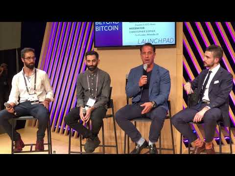 Beyond Bitcoin Panel at eMERGE AMERICAS 2018