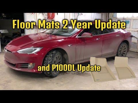 MAXpider Floor Mats 2 Year Update & P100DL