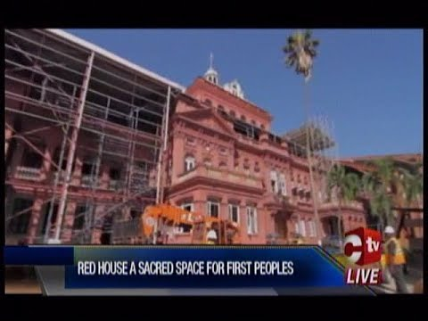 First Peoples Want Red House To Be Treated As Sacred Site