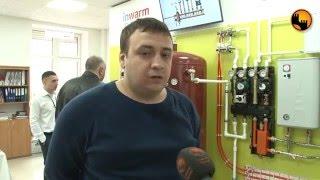 """Відкриття магазину Inwarm, репортаж """"Чернівецький репортер"""""""