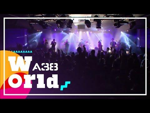 Shantel & Bucovina Club Orkestar- Disko Partizani // Live 2015 // A38 World