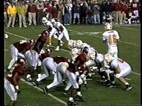 1997 # 9 Tennessee vs Alabama