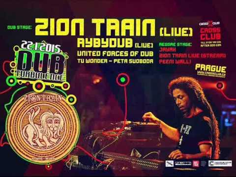 Zion Train special mix by Dasha Fyah