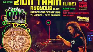 DJ Dasha Fyah - Zion Train special (DubForce radio mixtape)
