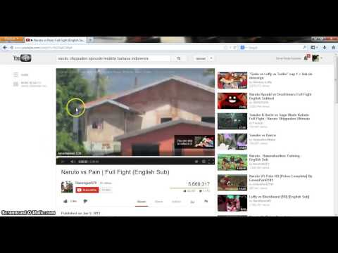 Cara Download Video di YOUTUBE melalui IDM