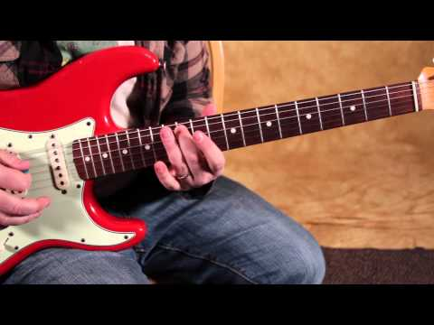 Guitar Lessons - Scales - Modes - Mixolydian Scale Lesson Inspired by Jerry Garcia
