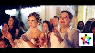 Эффектное Фаер шоу на свадьбе