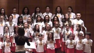 Hallelujah, G.F. Händel — Piccolo Coro Melograno