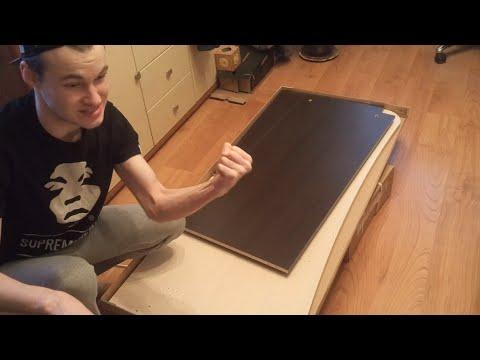 Купил компьютерный стол, а внутри - нае****во! 18+