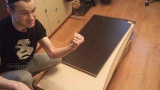 Купил компьютерный стол, а внутри - нае****во! 18+(Привет! Я снимаю различные видео о своей жизни, делаю обзоры еды, также веду стримы, на Twitch и самом YouTube. Подпи..., 2015-10-23T12:00:01.000Z)
