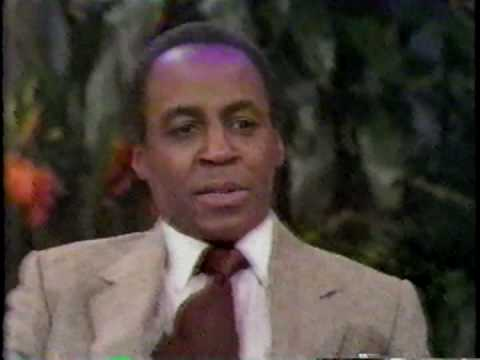Toni Tennille interviewing Robert Guillaume