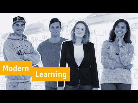 Trailer zu Level 1 �konomische Bildung im Handel