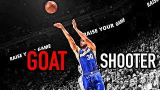 Why Steph Curry is the BEST SHOOTER EVER