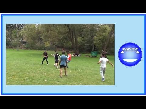 Oxford: partita di calcio -  la rivincita (37)