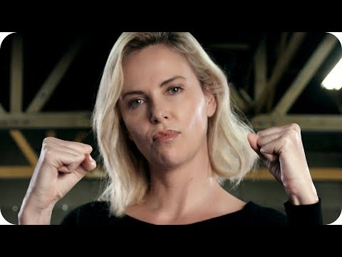 Charlize Theron Will Kick Your Ass  Omaze