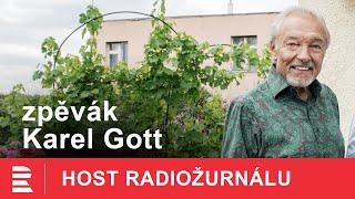 Karel Gott: Mám pocit, jako kdybych žil několik životů