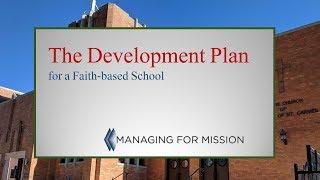 Development Plan for the Faith-based School