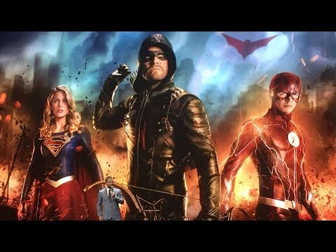 Batwoman officially coming to the Arrowverse in next Crossover! - Batman is close behind!