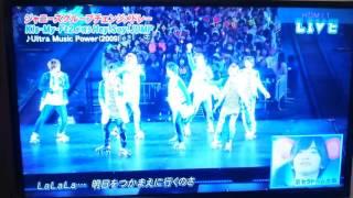 横尾さん ♪風をきれ〜(平成ジャンプ)