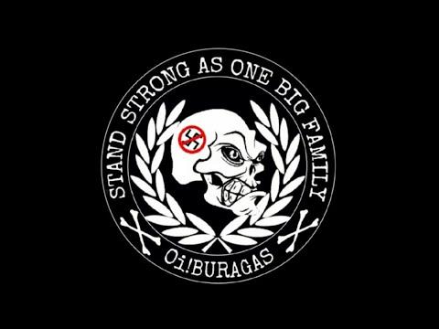 Skinhead Oi! Buragas crew