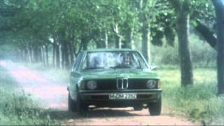 The BMW 3 Series, First Generation (E21) 1975-2011 Driving Shots and Testing