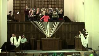 4/7/13 - Holy Humor Sunday - Kazoo Hallelujah Chorus