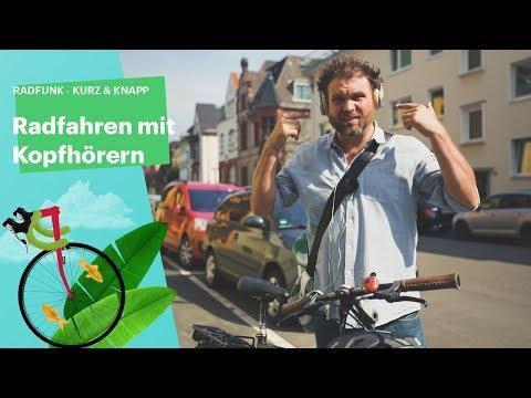 Radfahren mit Kopfhörern – Erlaubt oder nicht? | RADFUNK