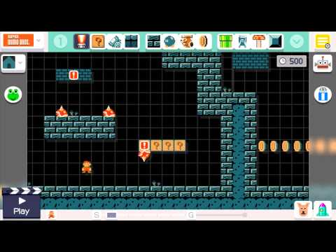 Super mario maker editor original music ghost house for House music maker