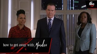 Annalise's Difficult Client - How To Get Away With Murder