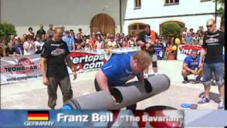 World  Strongman Cup in Germany. Jarek Dymek vs Mihail Starov vs Tarmo Mitt.
