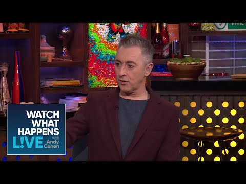 Alan Cumming On Shia Labeouf's &x2018Caba;ret' Incident  WWHL