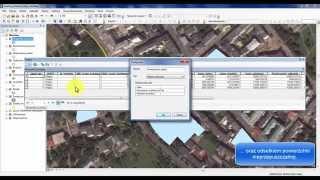 Analiza wskaźników urbanistycznych z użyciem narzędzi GIS