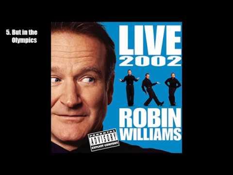 Robin Williams - Live 2002 [Full Album]