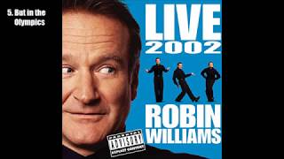 Robin Williams - Live 2002 [Full Album]